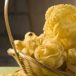 Still life with italian pasta — Stock Photo #1980235