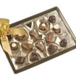 Chocolate candies — Stock Photo #1980300
