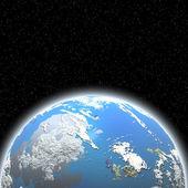 Planet — Stock Photo