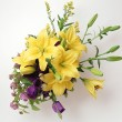 Bouquet of  flower arrangement — Stock fotografie