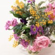 Bouquet of flower arrangement — Stock Photo #1502596