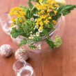 Bouquet of flower arrangement — Stock Photo #1502705