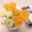 Bouquet of flower arrangement — Stock Photo #1502751