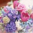 Bouquet of flower arrangement — Stockfoto