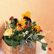 Bouquet of flower arrangement — Stock Photo #1502873