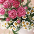 Foto Stock: Bouquet of flower arrangement