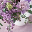 Bouquet of  flower arrangement - Stock Photo