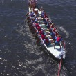 Stock Photo: Dragon Boats