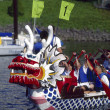 Dragon boat — Stock Photo