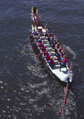 Dragon Boats — Stock Photo