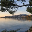 Geneva lake — Stock Photo #1500731