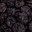Stock Photo: Prunes background