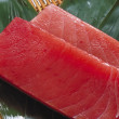 ruwe filet van verse zalm vis — Stockfoto