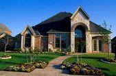 Luxusní dům — Stock fotografie