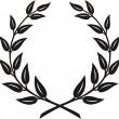 Vector Laurel Wreath — Stock Vector #1498184