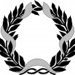 Vector Laurel Wreath - Stock Vector
