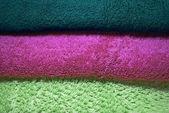 Terry towel — Stock Photo