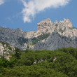 Crimea mountain Ai-Petri - Stock Photo