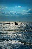 Boats of fishermen — Stock Photo