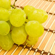 Stock Photo: Grape at mat