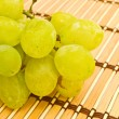 Grape at mat — Stock fotografie #1497977