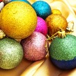 Christmas-tree decorations — Stock Photo #1498439