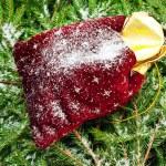 Christmas gift sack — Stock Photo #1498553