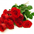 Red roses — Stock Photo #1499052
