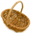 Wicker basket — Stock Photo #1499075