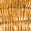 Wicker fence - Stock Photo