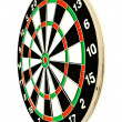 Stock Photo: Dartboard
