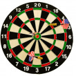 Darts - Stock Photo