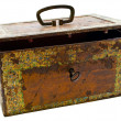 Old chest — Stock Photo #1499349