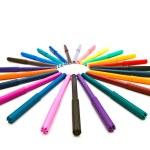 Felt pens — Stock Photo #1499352