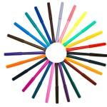 Felt pens — Stock Photo #1499359