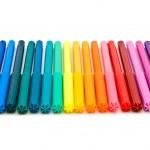 Felt pens — Stock Photo #1499360