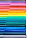 Felt pens — Stock Photo #1499361