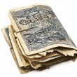 Old money — Stock Photo
