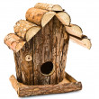 Nesting box - Stock Photo