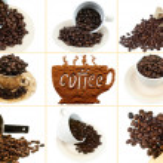 Coffee set — Stock Photo #1499845