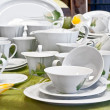 Tea service — Stock Photo