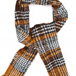 Single scarf - Stock Photo