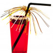 Stock Photo: Decorated coctail