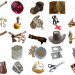 Everyday item set - Stock Photo