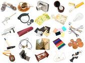 Everyday items set — Stock Photo