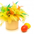 Easter composition — Stock Photo #2675283