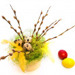 Stock Photo: Easter willow