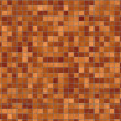 Brown tile background — Photo