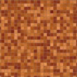 Stock Photo: Brown tile background