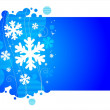 Royalty-Free Stock Vector Image: Winter frame